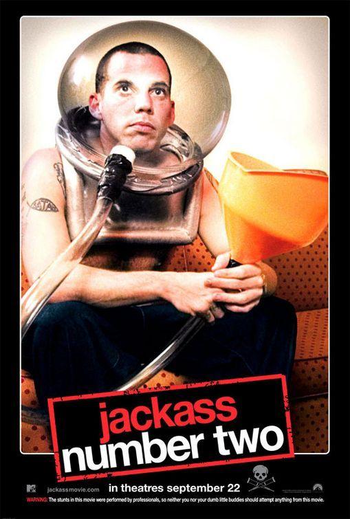 Jackass 2 Starring