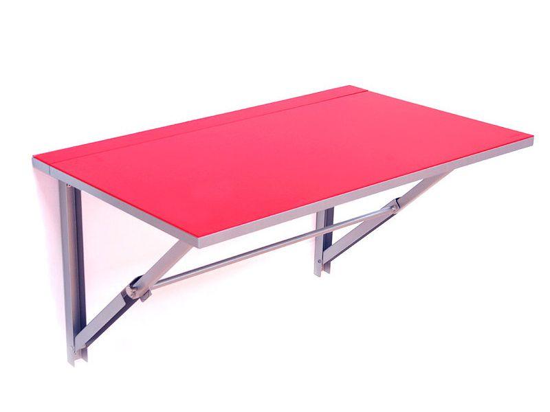 Mesa cocina abatible-plegable pared cristal Alma … | comedores