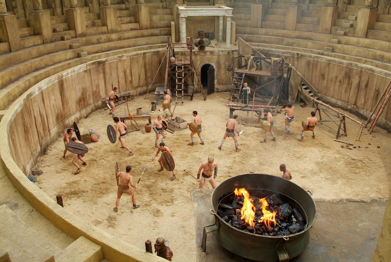 Ancient Roman Gladiators Google Search Learning How To Die