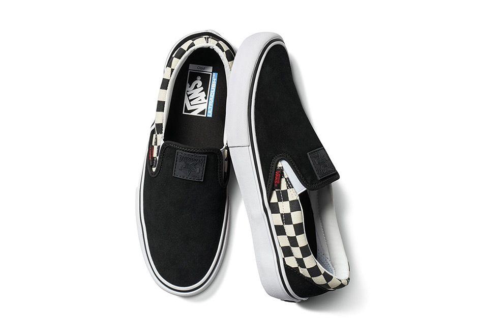 361cbbfc169e4 Vans x Thrasher Slip-On Pro | kikicks | Shoes, Vans Sneakers, Vans