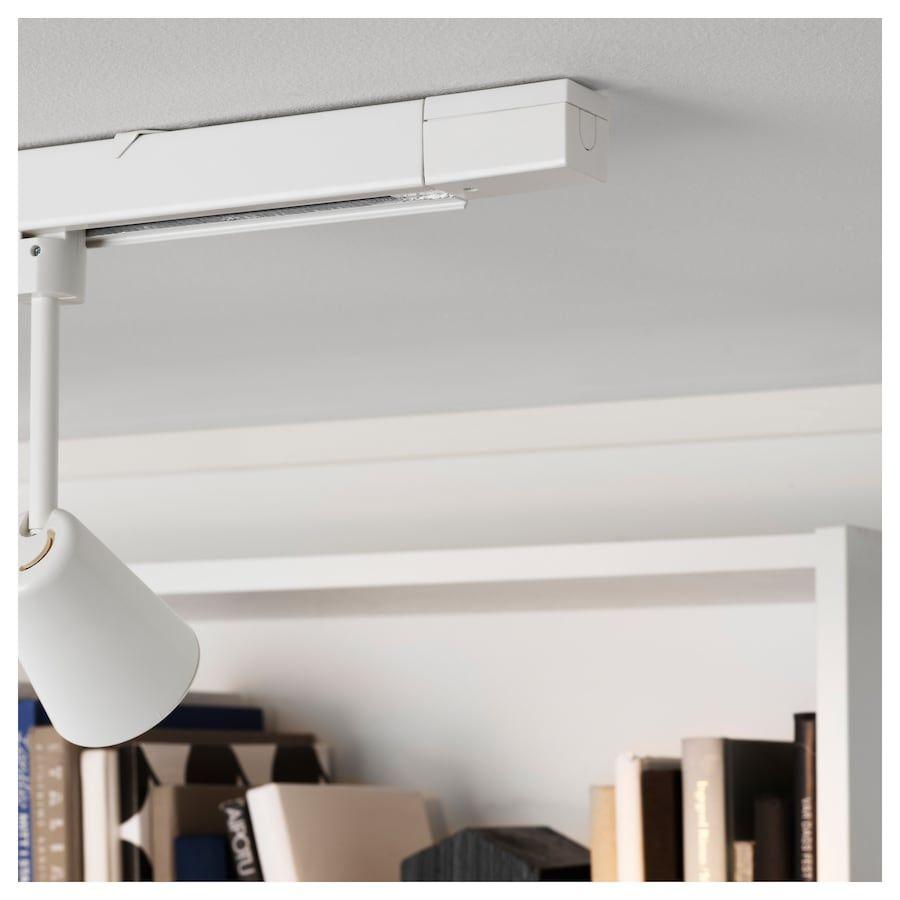 SKENINGE Binario con 3 faretti a LED bianco nel 2019
