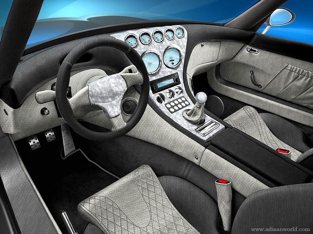 Custom interior for cars