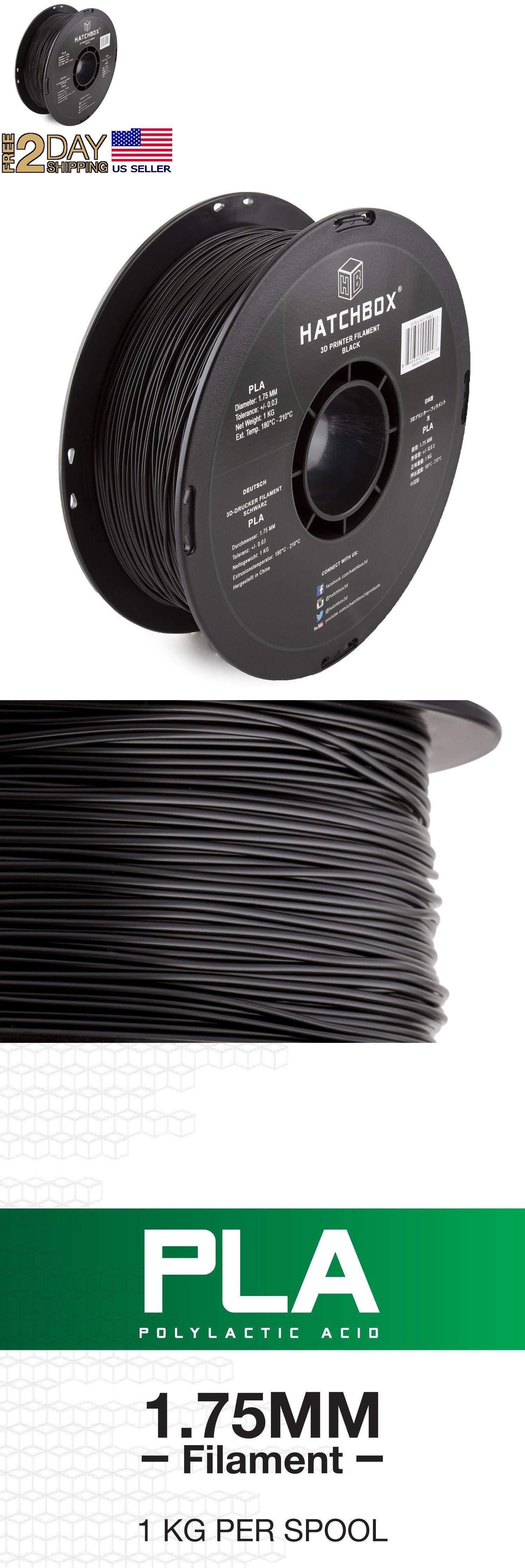 3D Printer Consumables 183065: Hatchbox Pla 3D Printer Filament, 1
