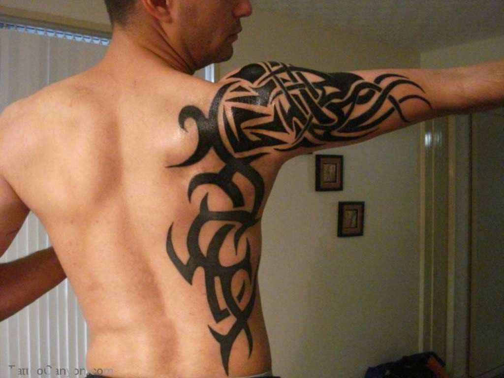 Tattoo ideas for men design tattoo especially to beautify upper tattoo this unique picture of