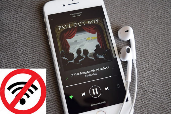How to Save Cellular Data for Spotify Music Sidify in