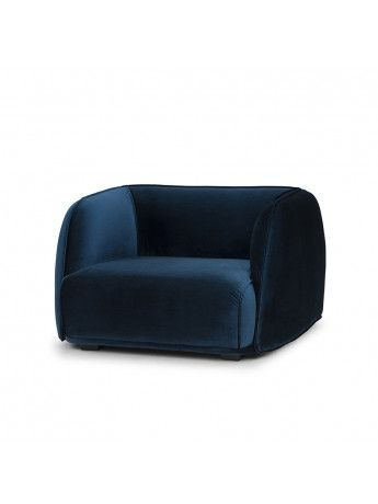 Cloud Lounge Chair Petrol Cloud, Interiors and Industrial - wohnzimmer ideen petrol