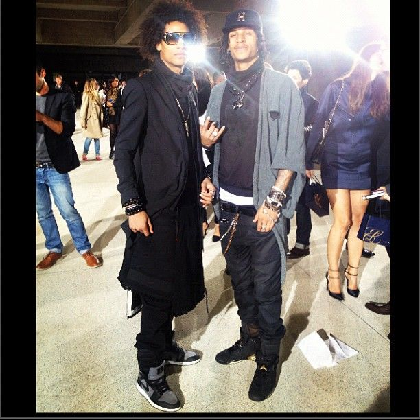 Les Twins, Laurent, Larry