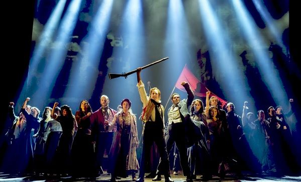Five of the best New York Broadway Shows #LesMiserables #Broadway #Musical #NewYorkCity #NYC #NewYork #TravelTips #Travel #TravelBlog #Blog