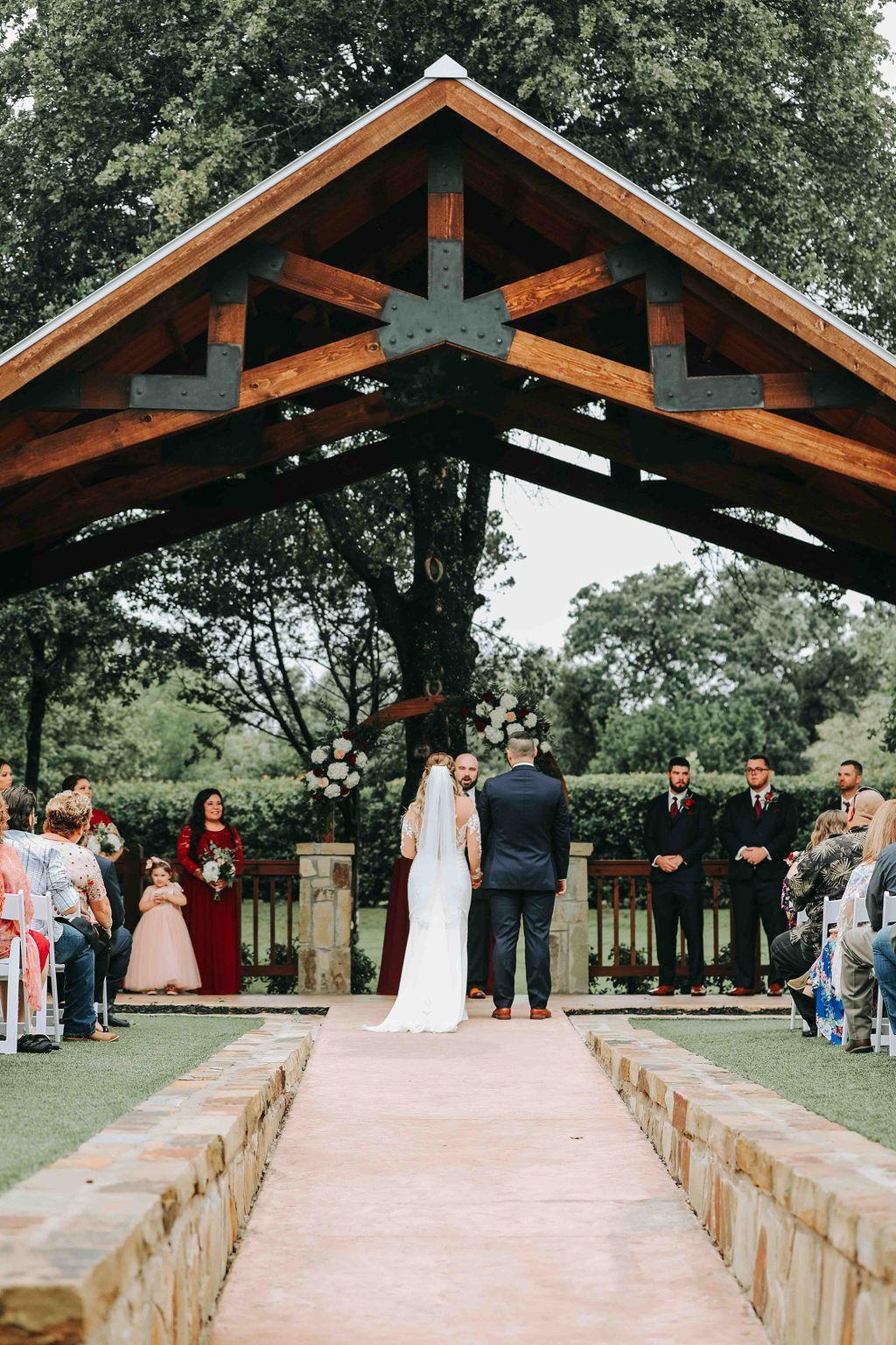 Weatherford Wedding Venue | Dallas wedding venues ...