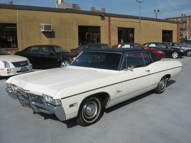 1968 Chevrolet Impala Available At Massachusetts Chevy Dealer