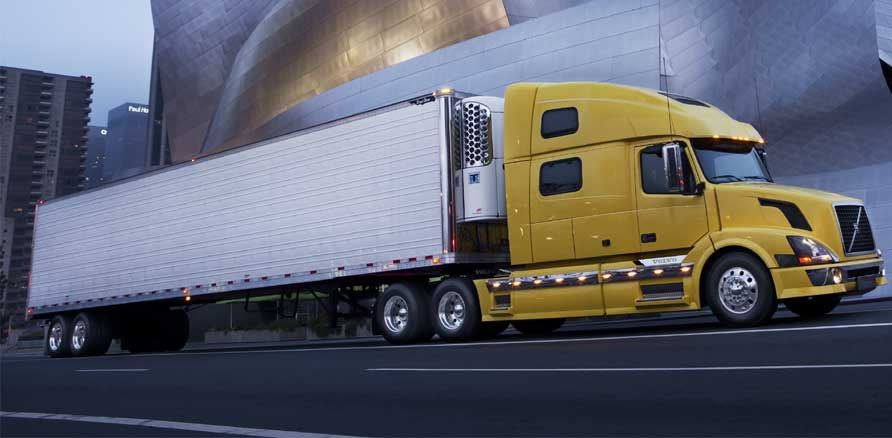With A Focus On Comfort Uptime And Safety Volvo S Vnl Series Of Semi Trucks Offers The Tools For Productive Drivers Companies