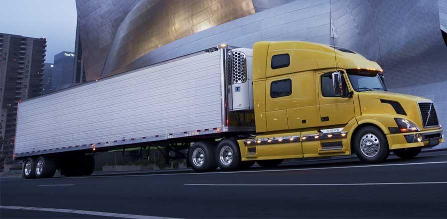 How Volvo Is Providing A Productive Vnl Semi Series Volvo Trucks Trucks Volvo