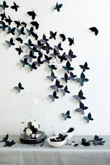 Creative Wall Decor 11 creative ideas for modern wall decoration with small cracks and
