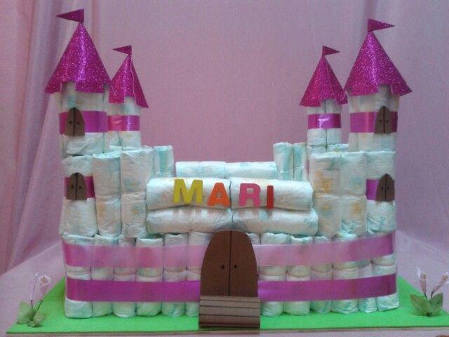 Un castillo para tu princesita