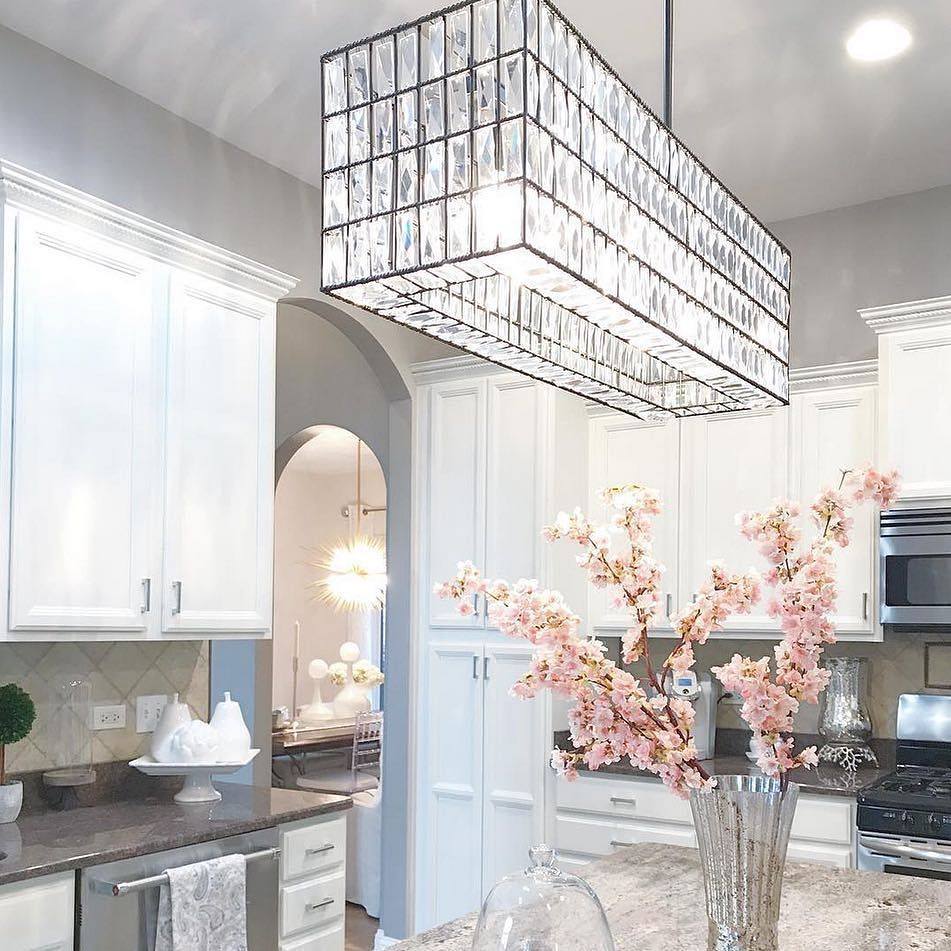 Pin by kerry tanner homes on kitchen ideas pinterest chandeliers