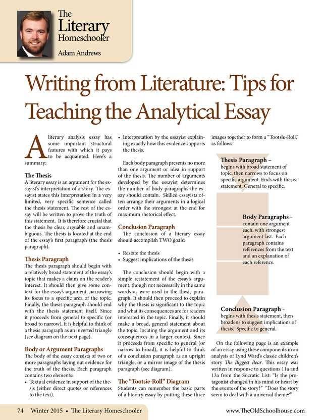 Teach for america essay