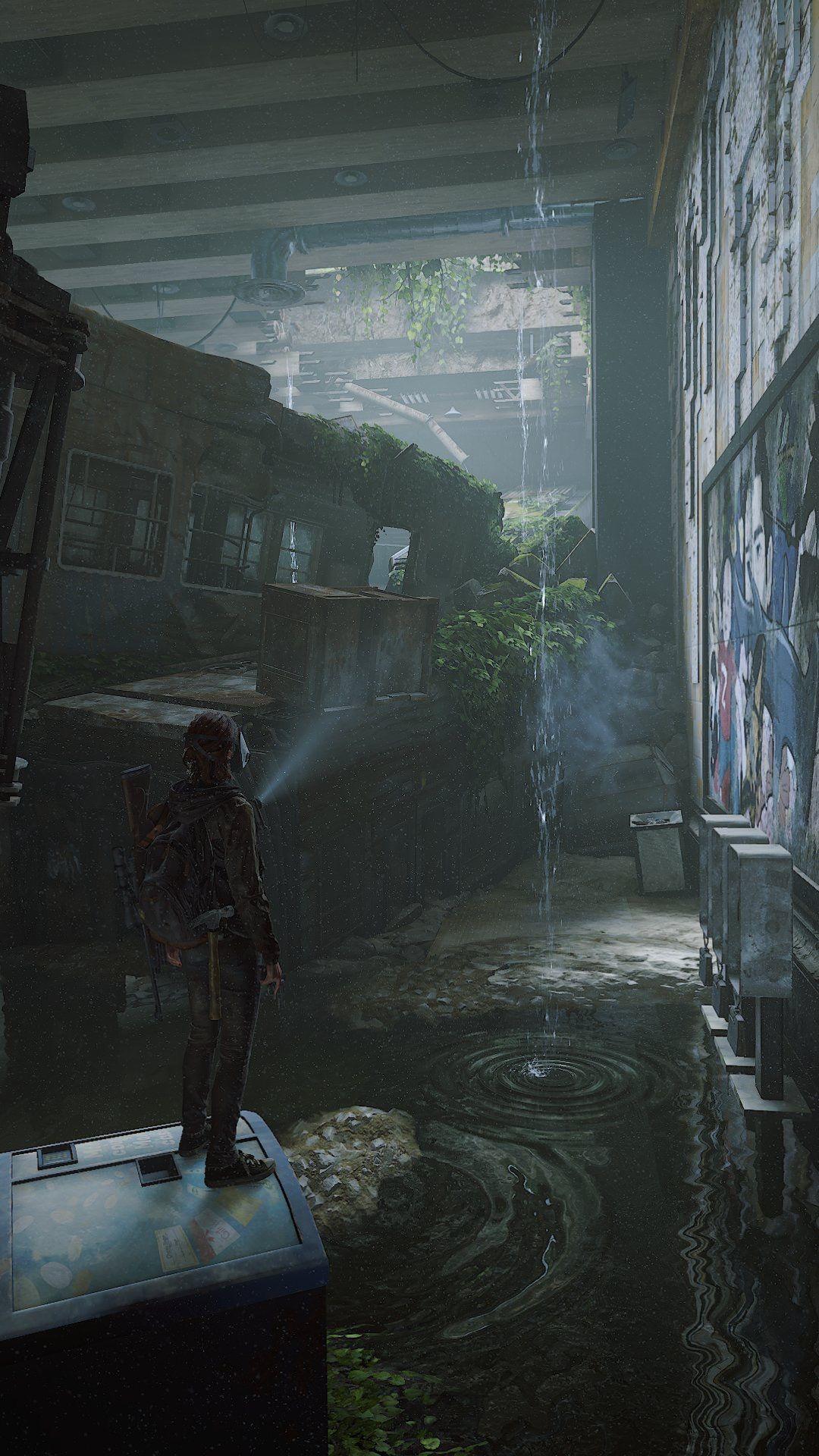 Pin De Tomas Curetti Em The Last Of Us Ilustracoes Conceituais Inspiracao Para Historias Arte Pos Apocaliptica