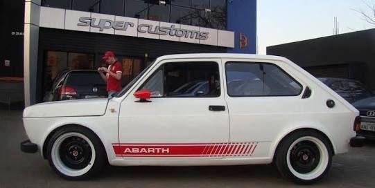 Fiat 147 Abarth Buscar Con Google Carros E Caminhoes Carros