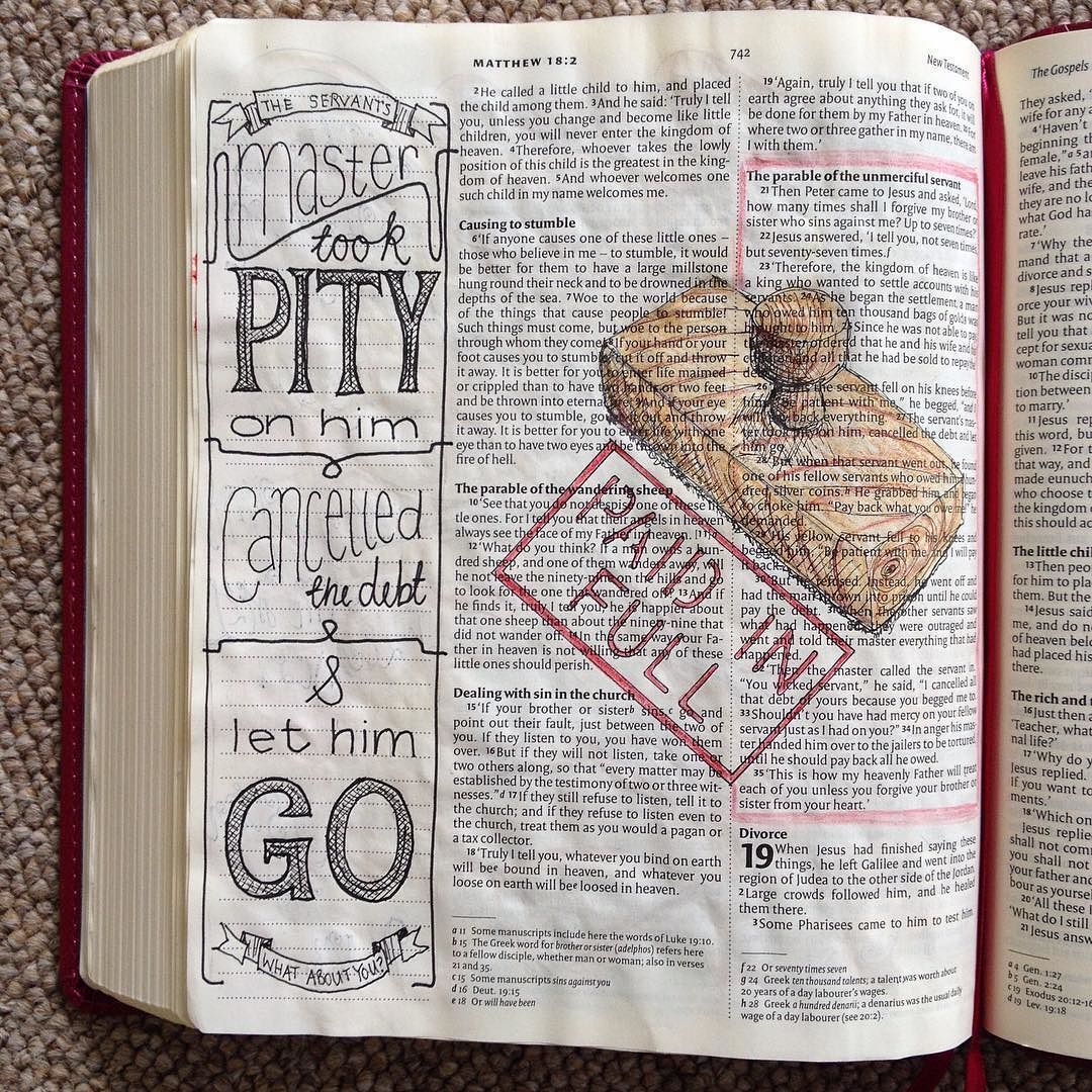 Paid In Full Journaling A Gospel Is So Different Than Genesis Jesus Spoke So Much In Pictures