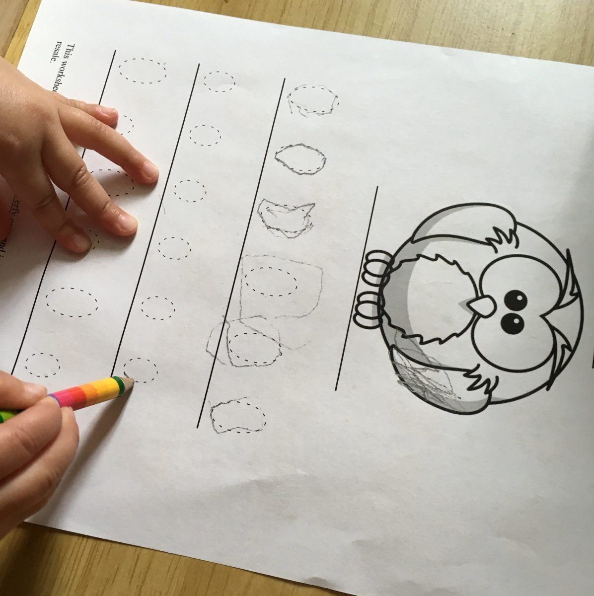 How I Diy D Preschool And The Resources I Used And Make
