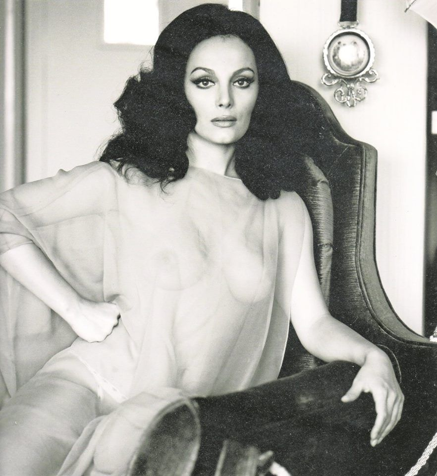 Sasha Montenegro Nude Pics