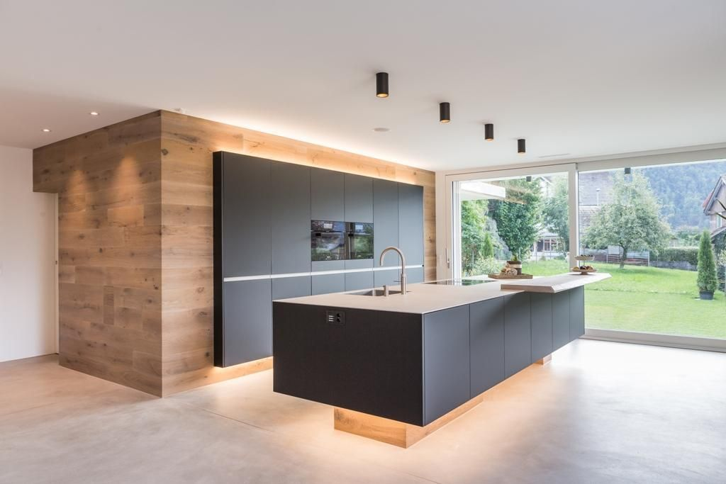 The Best Modern Kitchens Cuisine Moderne Cuisine Design Moderne