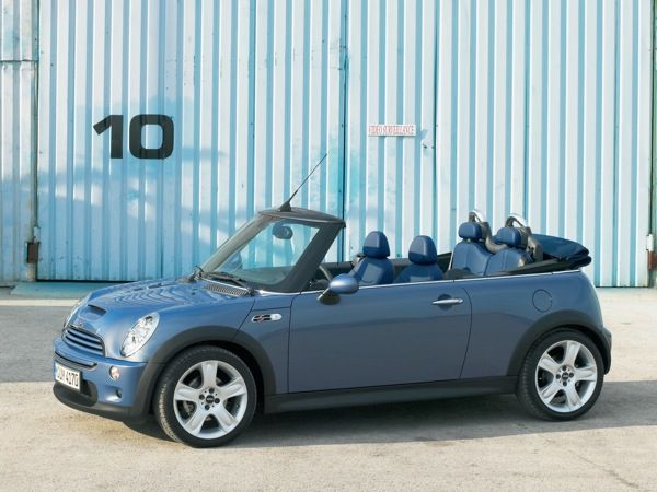 2006 Mini Cooper S Convertible 6 Speed Manual Mini Cooper Mini Cars Mini