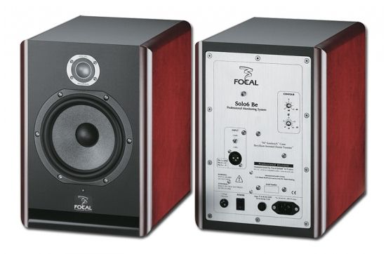 Focal Solo 6 Be Active Speaker    http://athensproaudio.gr/recording-gr/ixeia-monitor/energa-monitors/focal-solo-6-be-el.html
