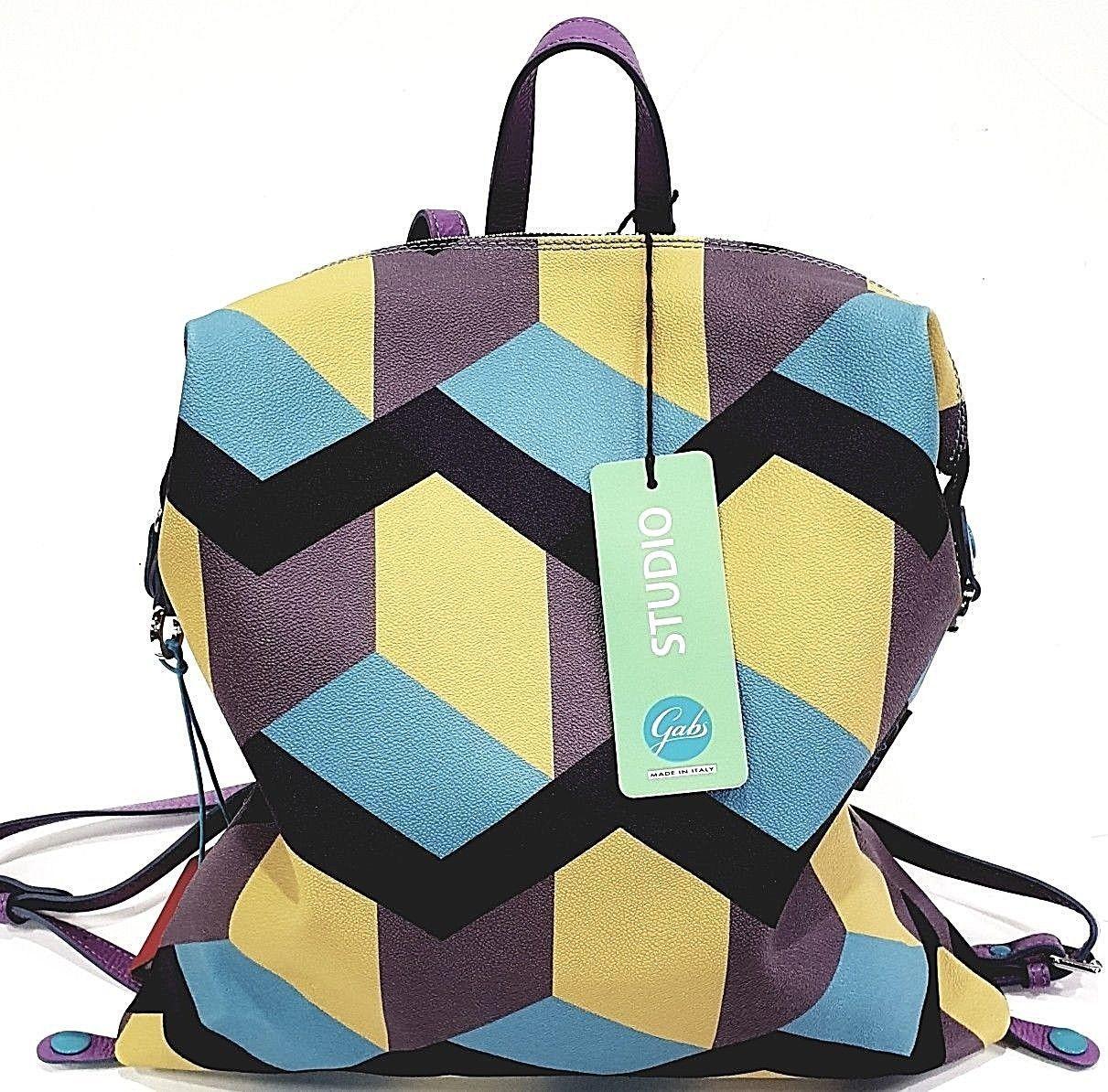 Zaino Gabs Shopping Piatto Tg.L Modello Lola Trasformabile Studio Fantasia 9dd637772d6