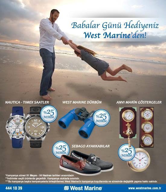 Father's Day @ West Marine Turkey