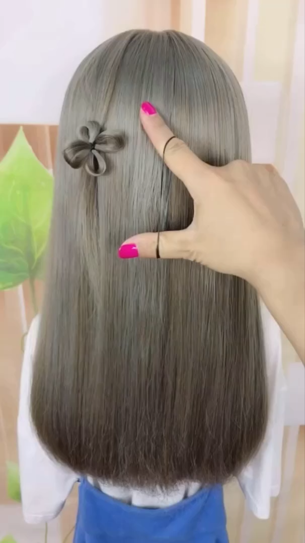 Photo of hairstyles for long hair videos Hairstyles Tutorials Compilation 2019  Part 745 …