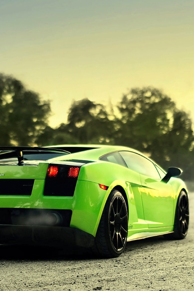 Lime Green 3 Green Envy Lamborghini Cars Lamborghini Gallardo