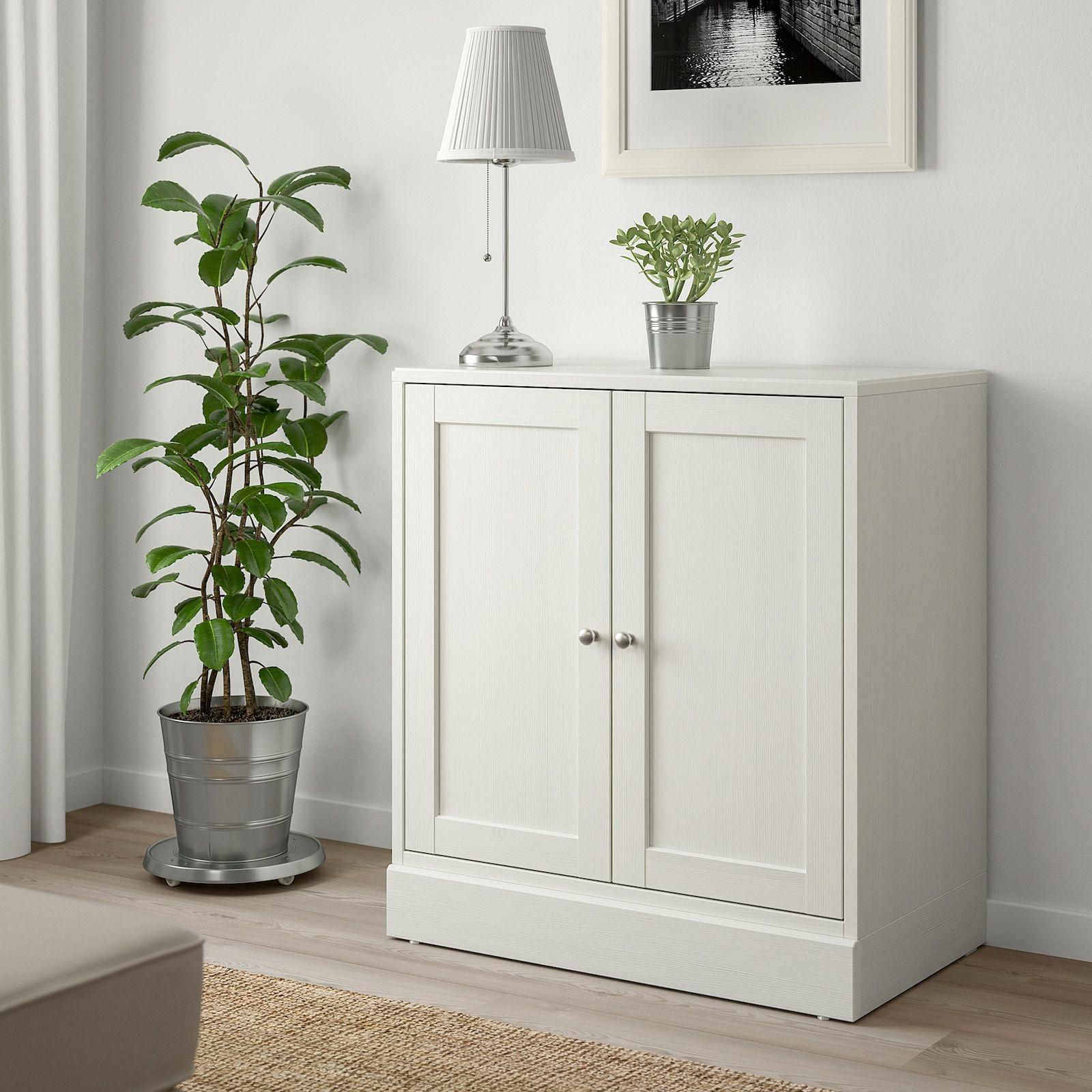 "HAVSTA with base, white, 31 7/8x18 1/2x35"" IKEA"