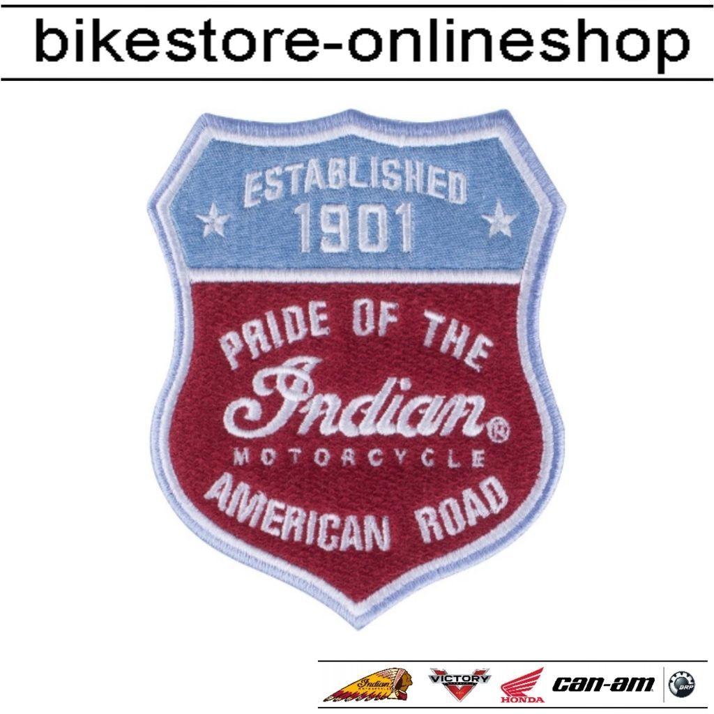 Indian Motorcycle Pride Aufnäher / Patch • EUR 9,00 - PicClick FR