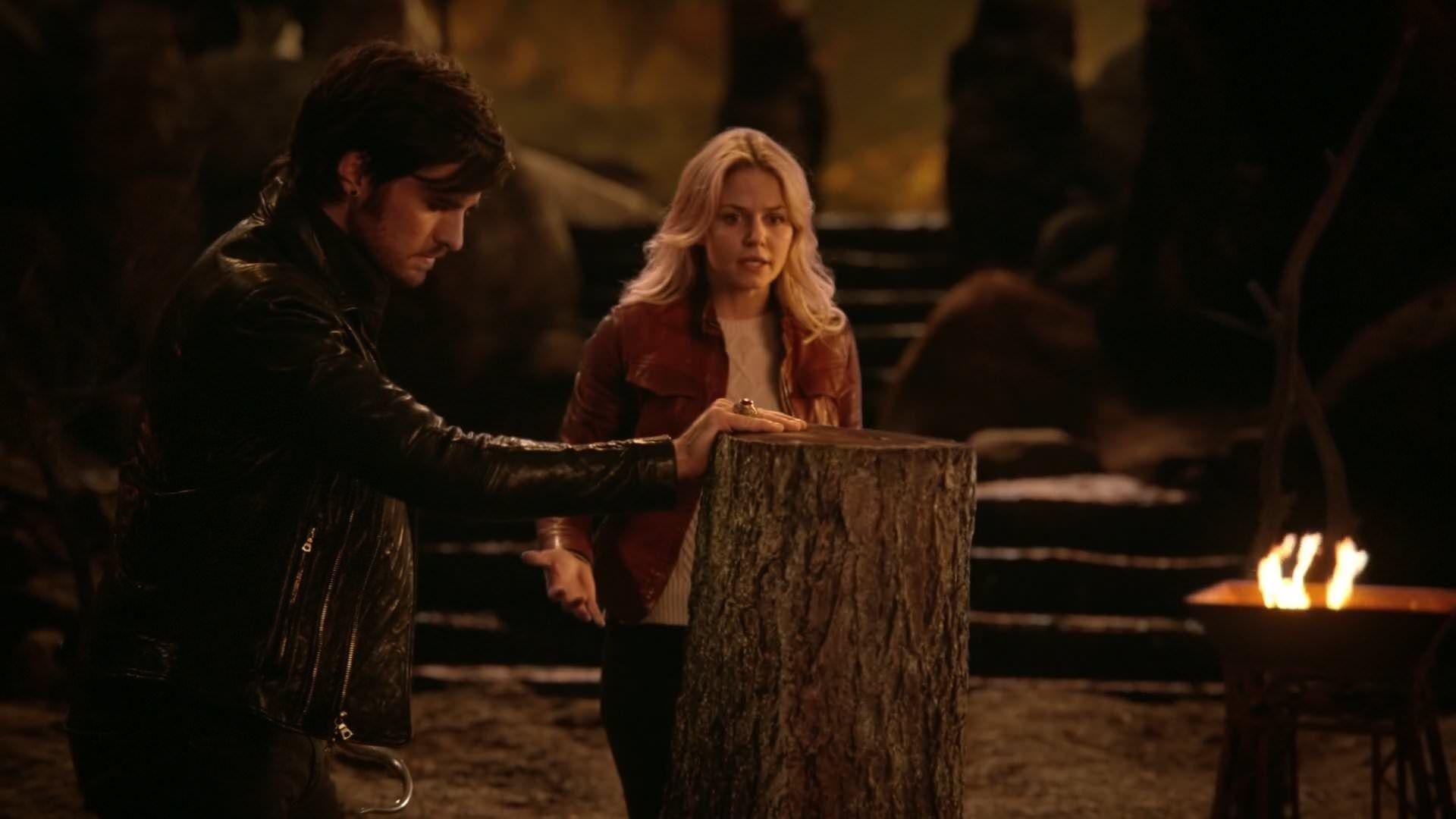 "Killian Jones and Emma Swan - 5 * 20 ""Firebird"" #CaptainSwan"