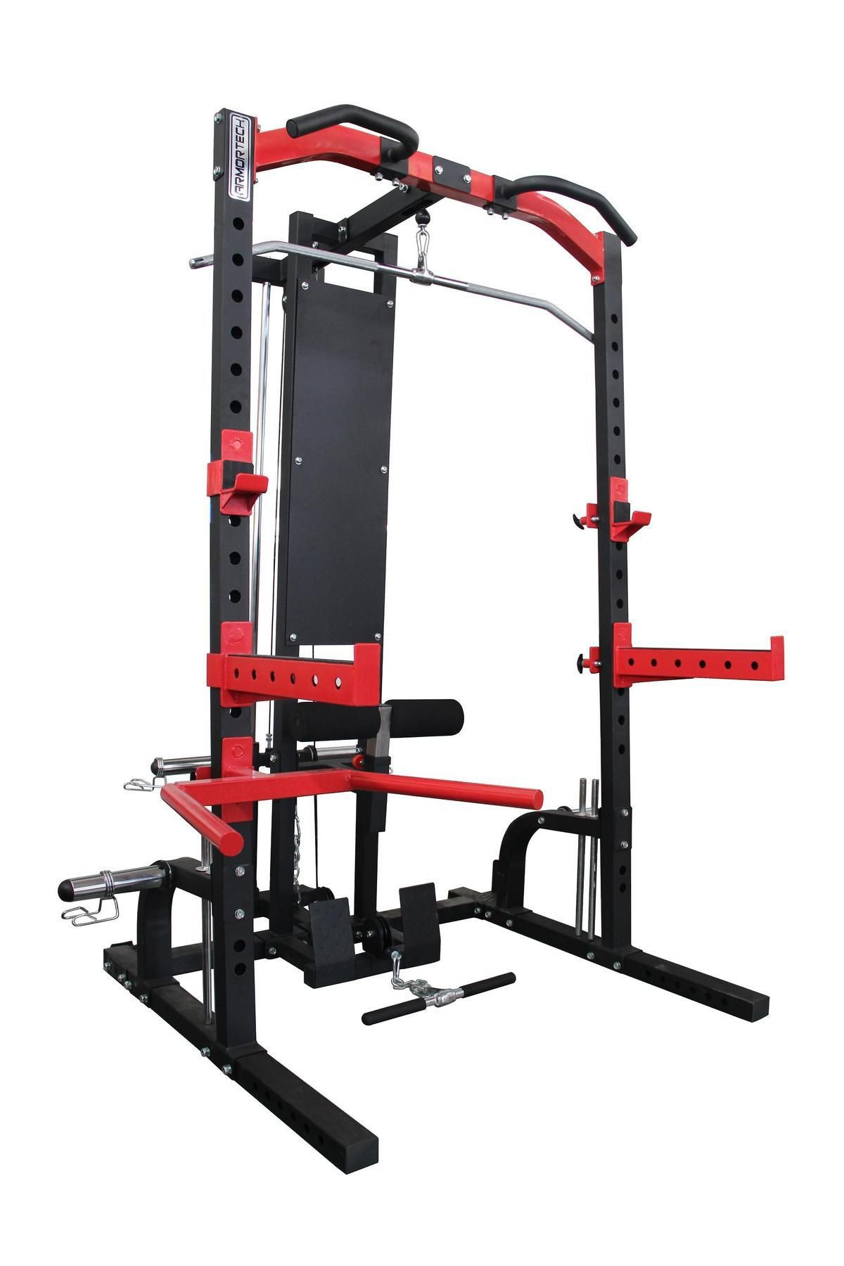 Garage Gym Half Rack Armortech Half Rack Squat Rack Hr33 Options Crypted Molesting