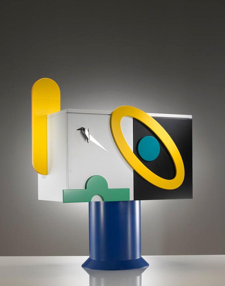 """DA, mobile\ disegnato da Alessandro Mendini per la collezione """"Diadainconsupertrafra"""", prodotta da ZERODISEGNO 2007"""