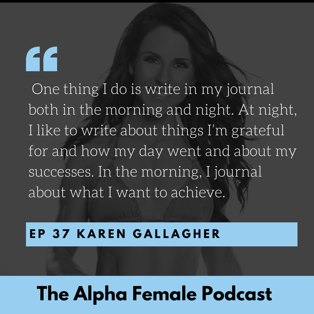 what is an alpha girl