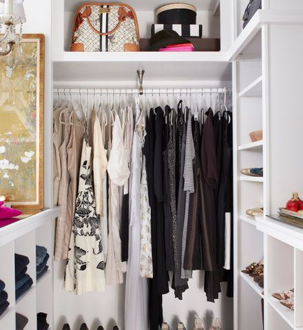 Closet Organization Tips - Wardrobe Function - Click Pic for 36 DIY Closet Organizer Ideas & Check Out These Smart Cures for Clutter | Closet organization ...