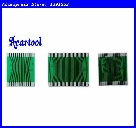 Acartool 2pc instrument cluster ribbon cable to repair pixel