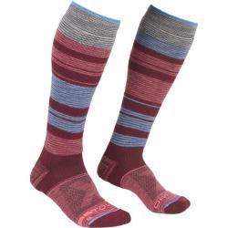Photo of Ortovox All Mountain Long Warm – Ski Socks – Women OrtovoxOrtovox