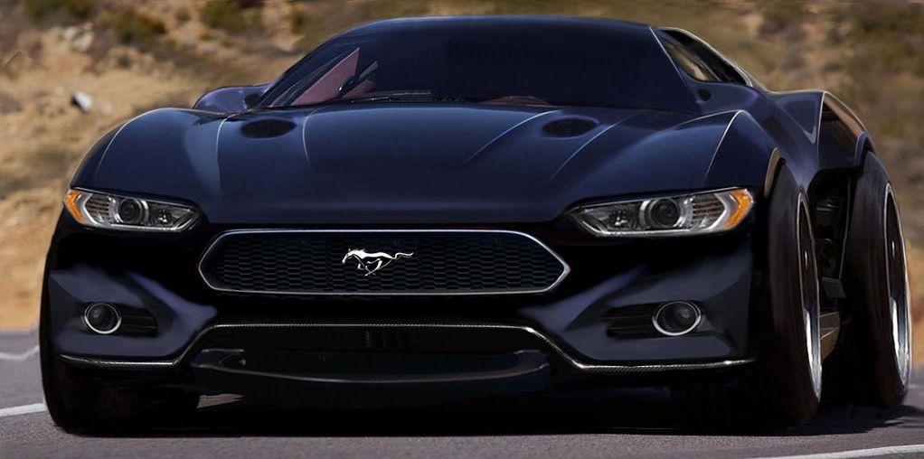 2015 mustang concept car | Cars | Pinterest | 2015 mustang, Mustang ...