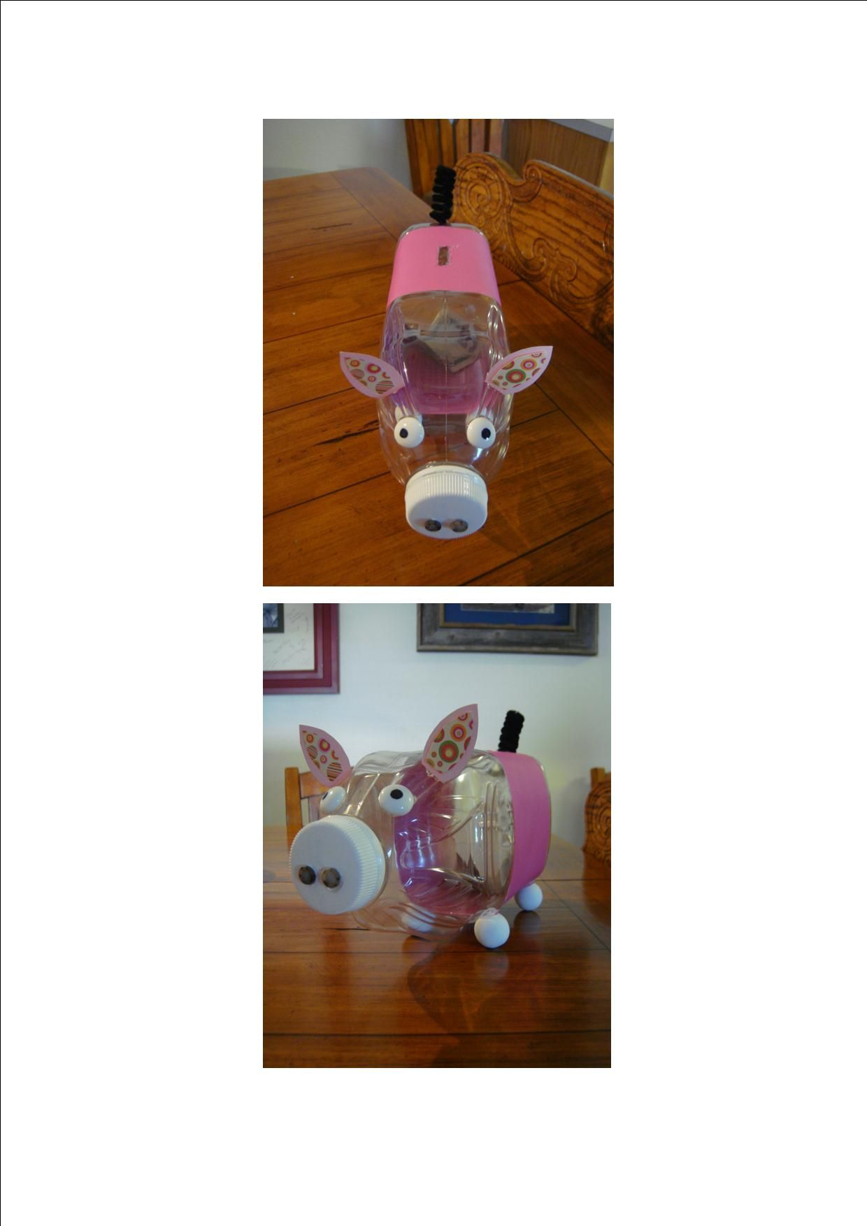Piggy Bank Idea Piggy Bank Idea From Martha Stewart Crafts For Pennies