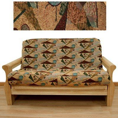 Mardi Gras 40 Piece Full Futon Cover Set By Easy Fit 4040 406240 Mesmerizing Futon Cover Set With Pillows
