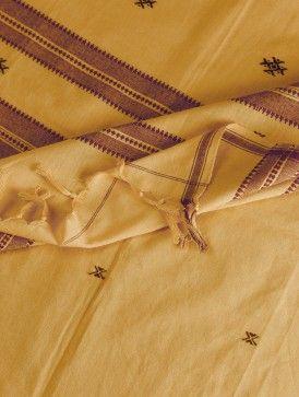 Orissa Tribal Cotton Dupatta  #handloom #weaving #koraput #kotpad #orissa #dye #natural  https://www.jaypore.com/productDetail.php?productId=28687&eventId=716