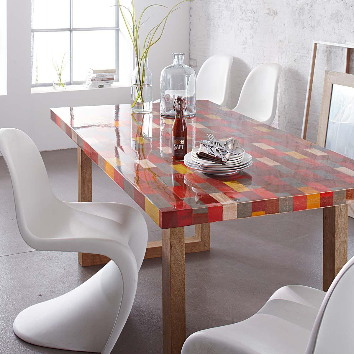 Esstisch Dining Table Impressionen Möbel Furniture Wohnzimmer