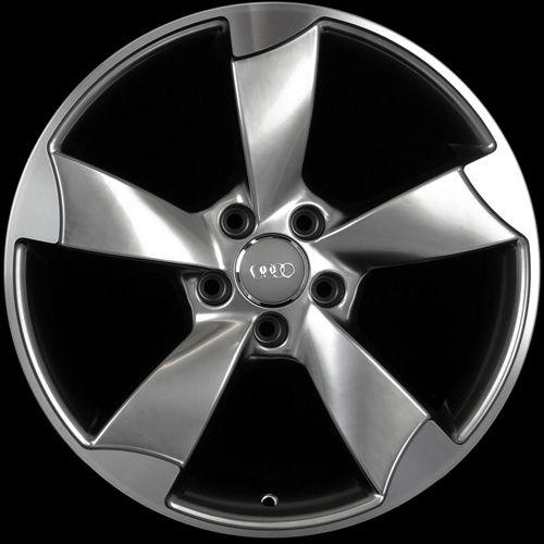 18inch Au510 Oem Replica Rs3 Style Audi Vw Wheels Set