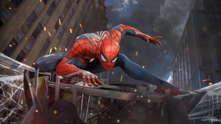 Ps4 Spiderman Game 4k Ultra Hd Wallpapers Spider Man Ps4 Game Spiderman Ps4 Spiderman Spider man ps4 hd background