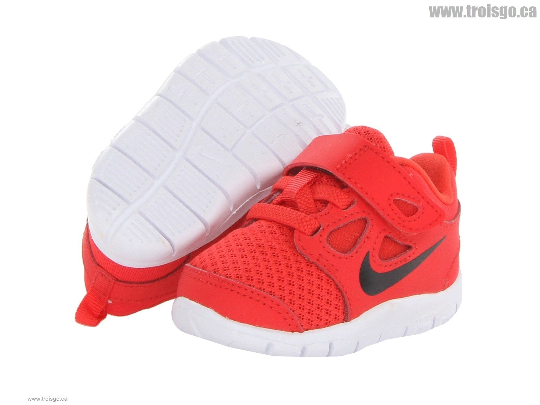 Beau has a pair of these-very cute. Nike Kids Free Run 5.0 (