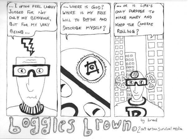 Boggles Brown - Recording